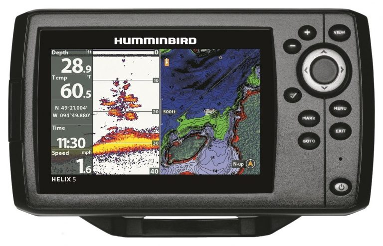 fish finder sonar raymarine humminbird garmin lorance