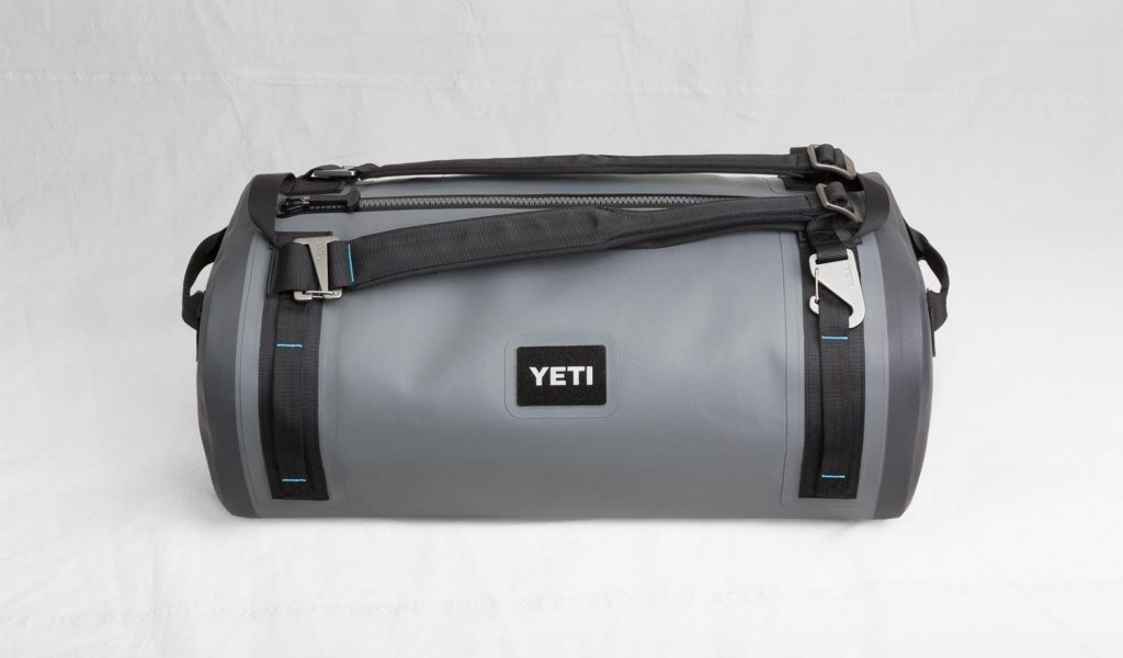 Gift Ideas For Anglers fishermen YETI Panga Airtight Waterproof Submersible Duffel Bag