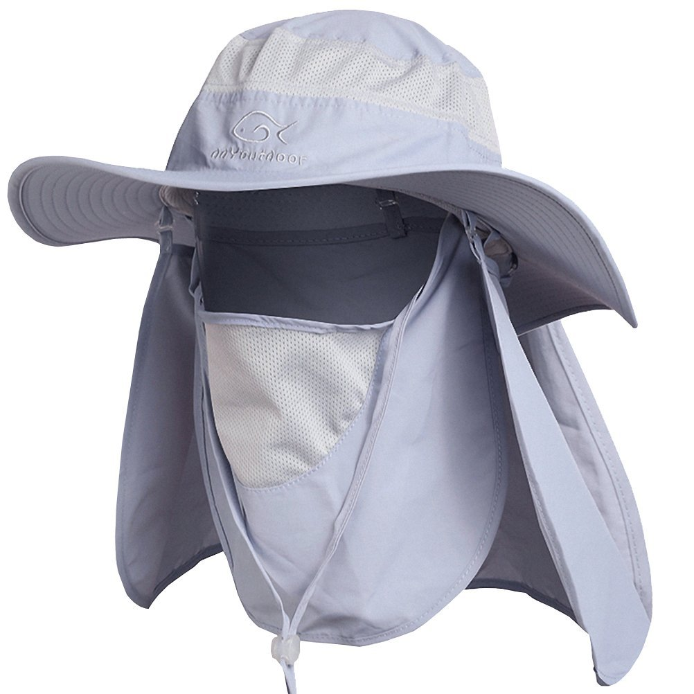fishing hiking camping hunting gardening hat sun protection hat