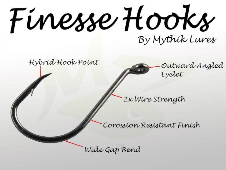 best Finesse Hooks drop shot wacky neko split shot live bait hooks