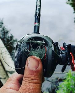 Best Fishing Line For Bass - Mythik Lures